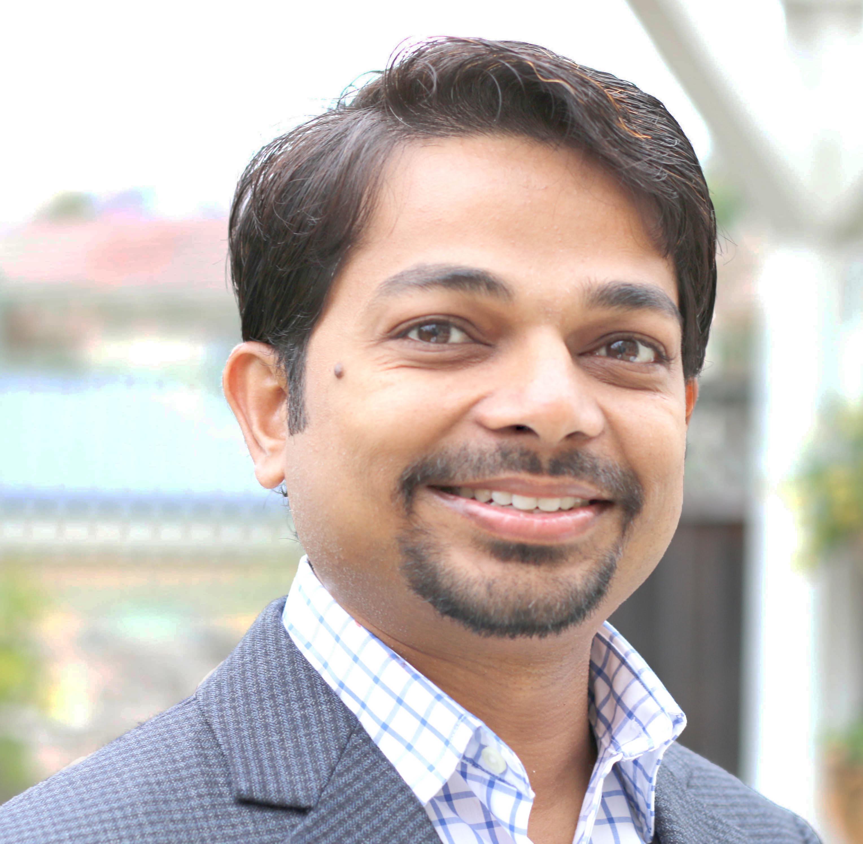 Paresh Kharya