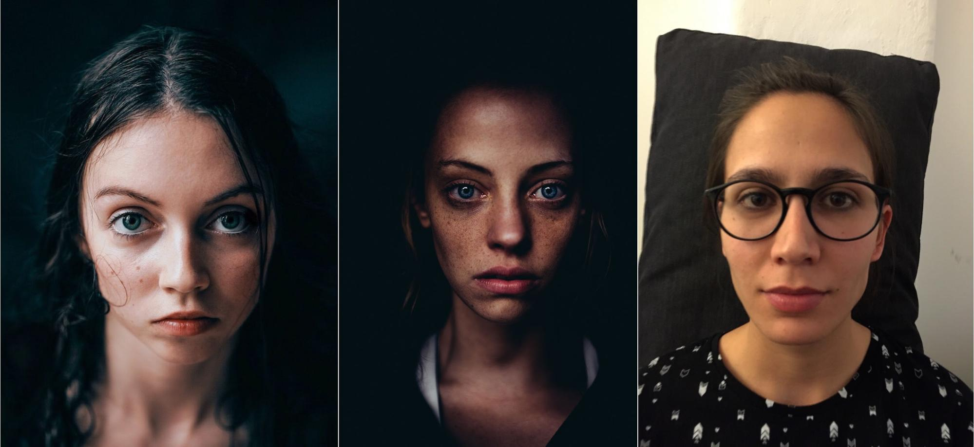 Photographs by EyeEm users @duzochukwu, @aufzehengehen, and @appughar (left to right).