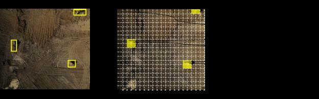 Figure 2: DetectNet input data representation.
