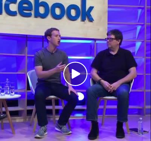 Click on the image above to watch the fireside chat about the announcement.Facebook GPU fireside chat.