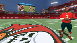 Bucs VR Creating Virtual Reality Experiences for the NFL with GPUs