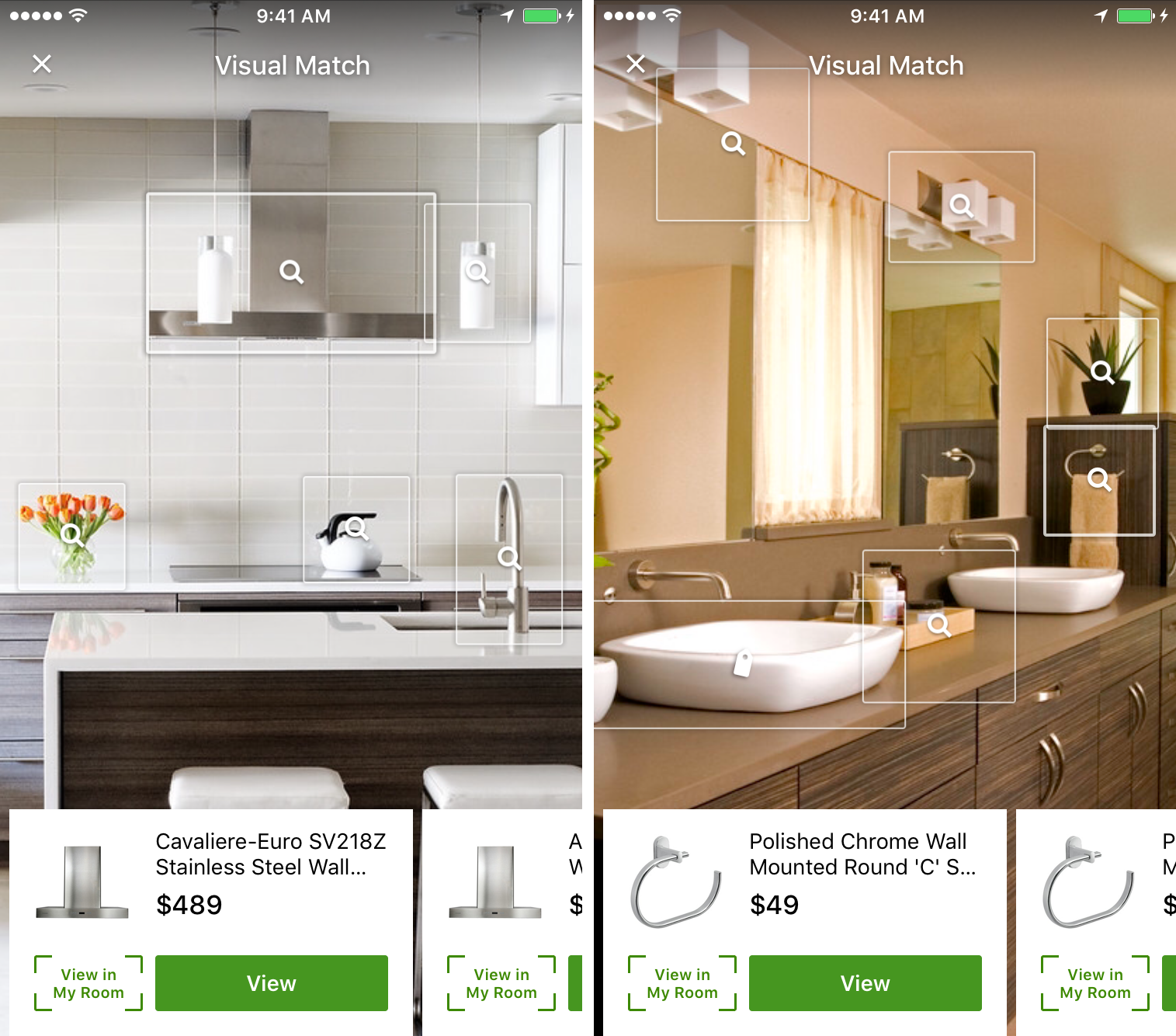 Find Furniture You Love With Houzz S New Visual Recognition Tool