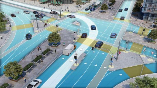 AI Helps Autonomous Vehicles Locate Themselves - NVIDIA