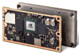 Figure 1: NVIDIA Jetson TX2 embedded system-on-module with Thermal Transfer Plate (TTP).