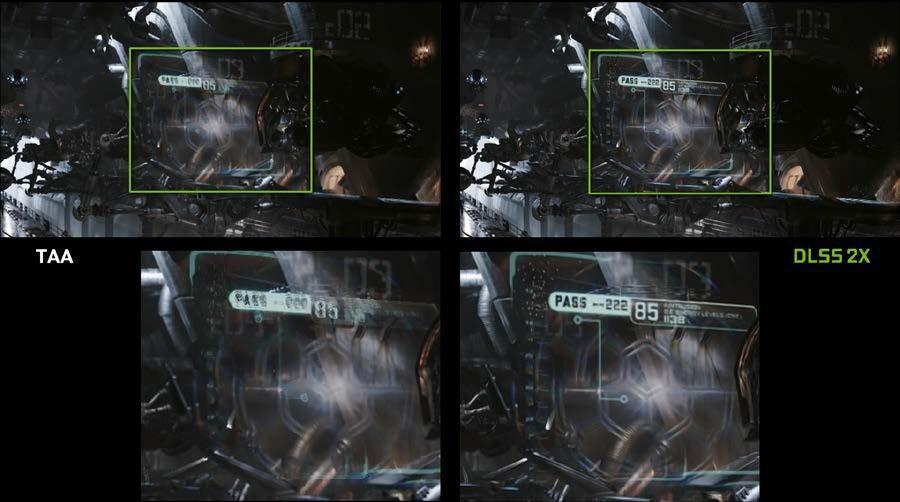 NVIDIA Turing GPU architecture image quality