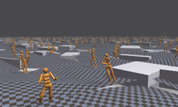 Reinforcement Learning Algorithm Helps Train Thousands of Robots