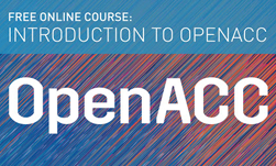 New OpenACC Online Course Will Help You Quickly Accelerate