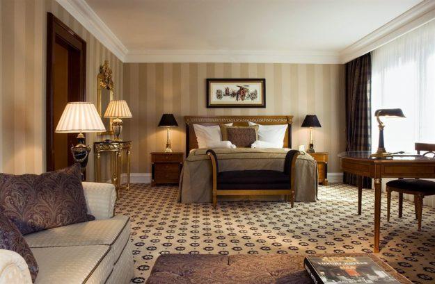 image of hotel bedroom
