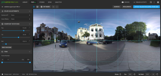SPIN Studio screenshot
