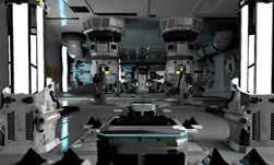 Turning Up the Lights: Interactive Path Tracing Scenes from a Short