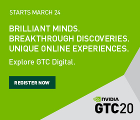 Register for GTC Digital