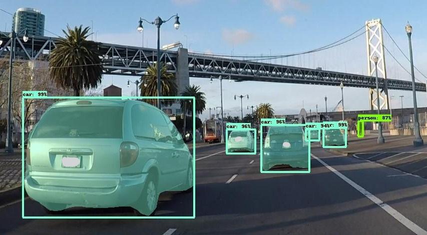 Training Instance Segmentation Models Using Mask R-CNN on the NVIDIA Transfer Learning Toolkit