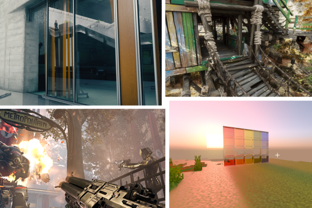Best Practices Using Nvidia Rtx Ray Tracing Nvidia Developer Blog