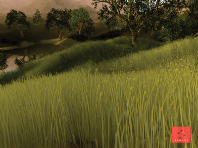 Chapter 7  Rendering Countless Blades of Waving Grass
