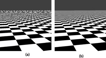 Chapter 25  Fast Filter-Width Estimates with Texture Maps