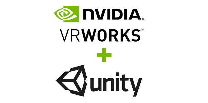 vrworks support for unity now available