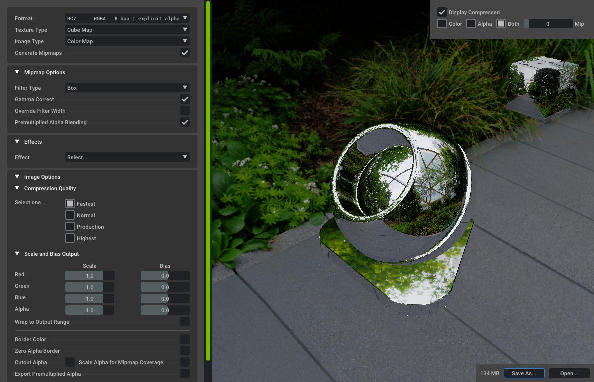 Nvidia Texture Tools Exporter Nvidia Developer