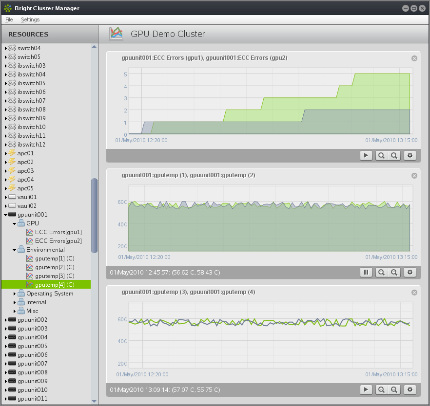 Bright Cluster Manager | NVIDIA Developer