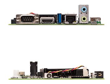 Jetson TK1 Development Board ports and connectors