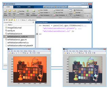 MATLAB for CUDA Development | NVIDIA Developer