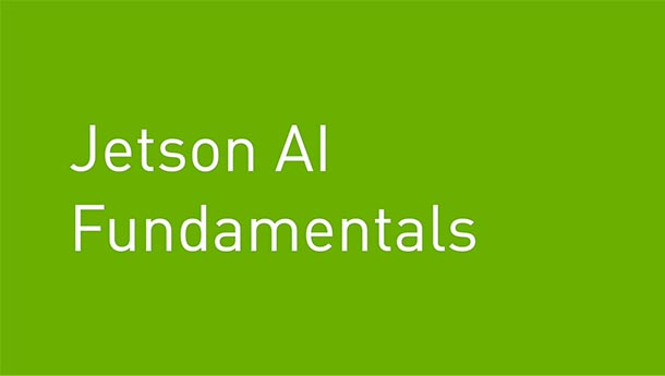 Jetson for AI Education