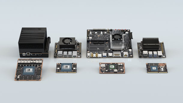 Autonomous Machines | NVIDIA Developer
