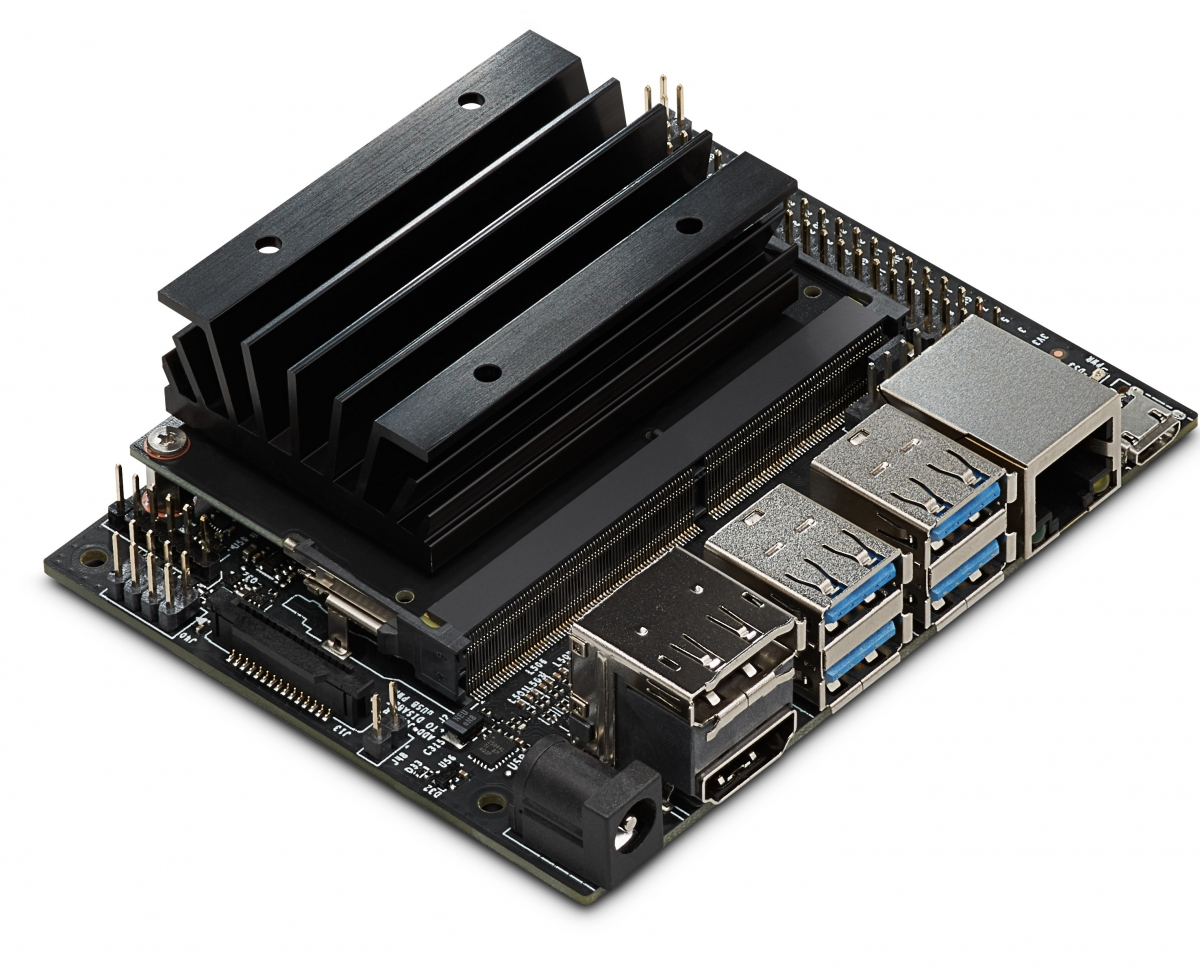 NVIDIA Jetson Nano Developer Kit | NVIDIA Developer