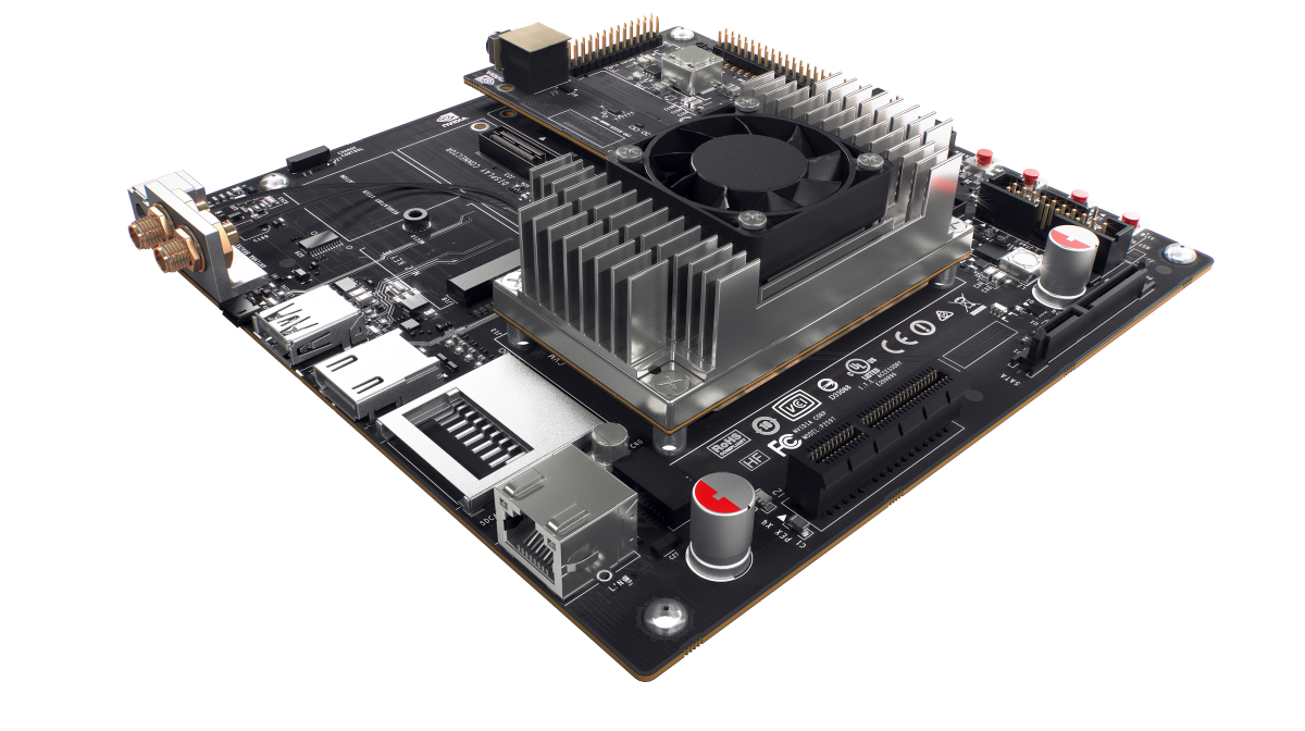 Unleash Your Potential with the Jetson TX1 Developer Kit