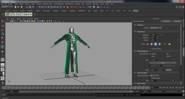 APEX Clothing Maya Tutorials | NVIDIA Developer