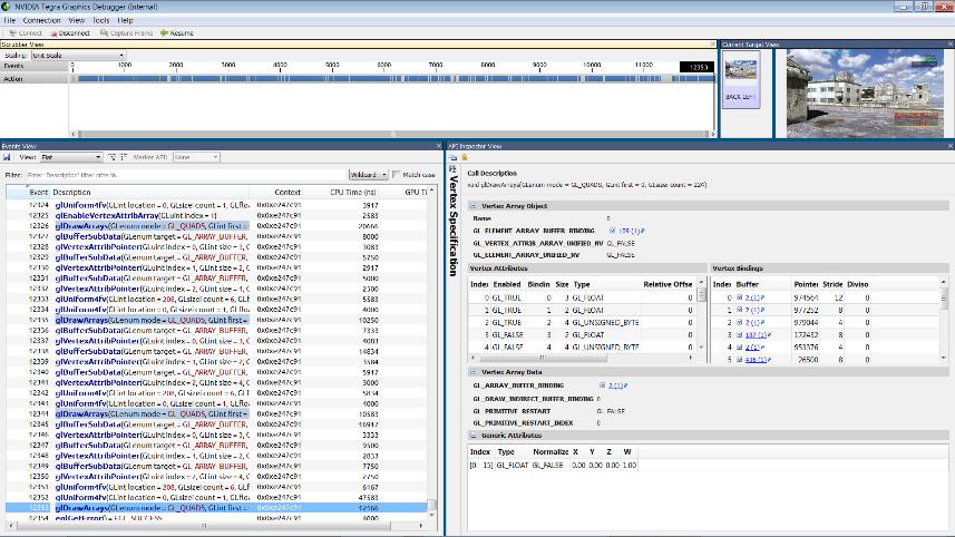 Tegra Graphics Debugger (L4T)   NVIDIA Developer