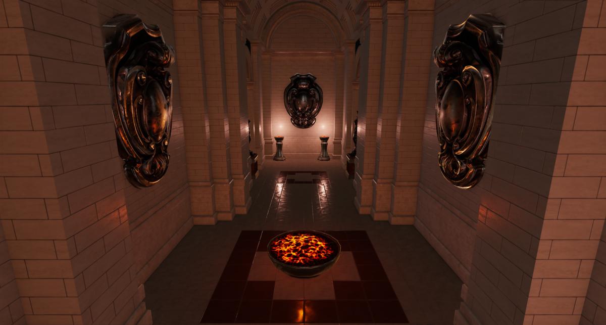UE4 Sun Temple | NVIDIA Developer