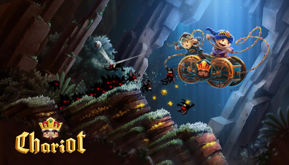 Bringing Chariot to SHIELD | NVIDIA Developer
