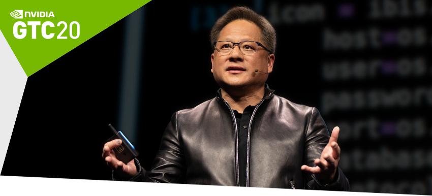 Jensen Huang's GTC 2020 Keynote