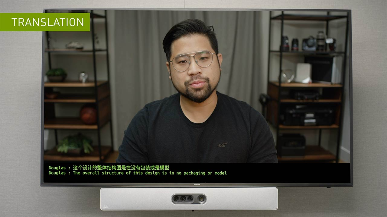 Real-time conversational AI services with NVIDIA Jarvis.