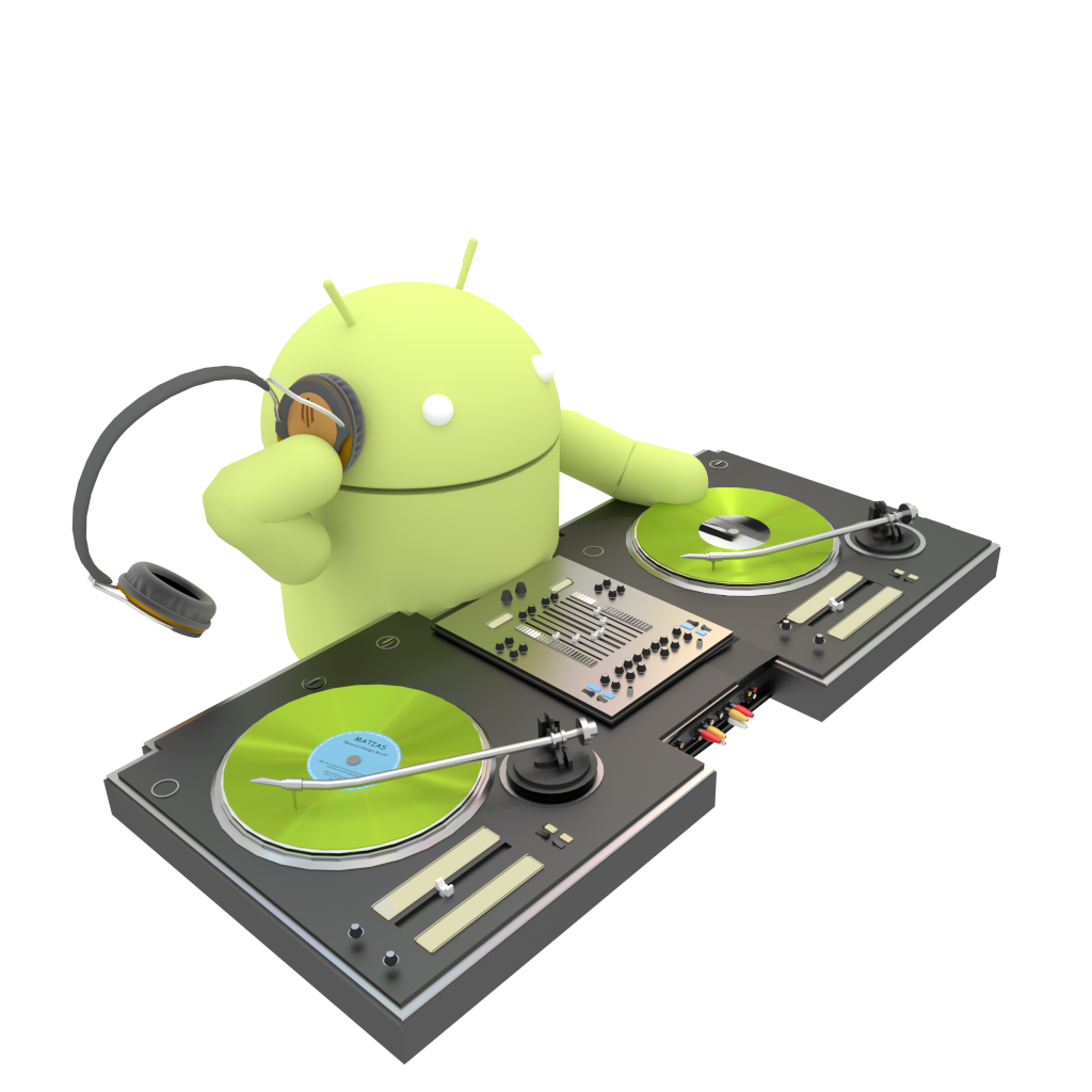 Android PRO Audio DJ Droid