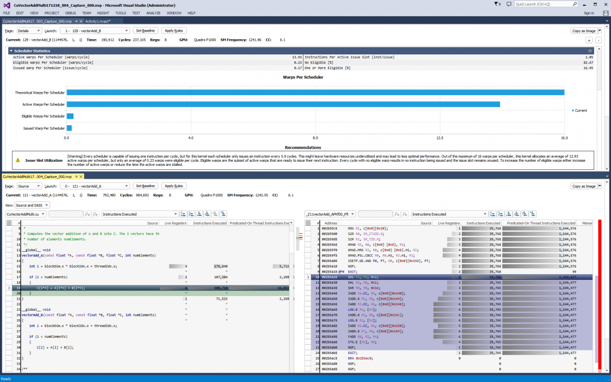 NVIDIA Nsight Visual Studio Edition | NVIDIA Developer