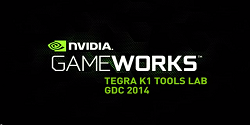 NVIDIA Tegra K1 Development Tools for Android