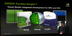 Parallel Nsight 2.1