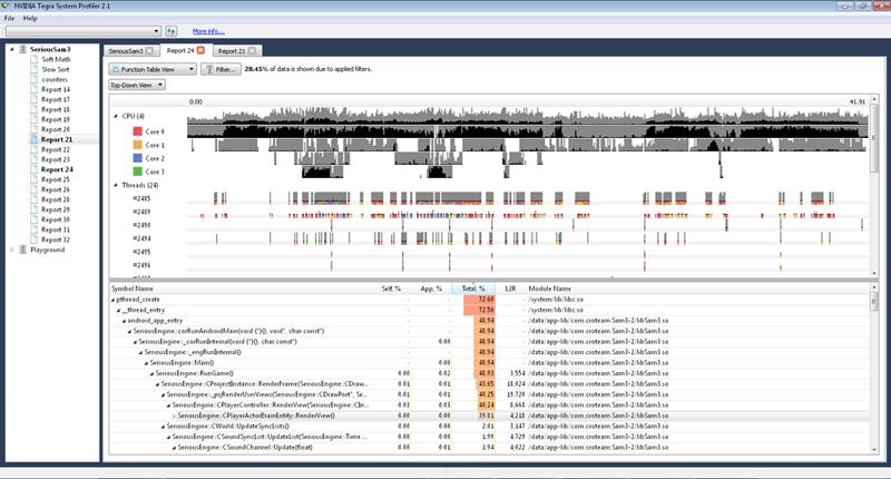 NVIDIA System Profiler | NVIDIA Developer