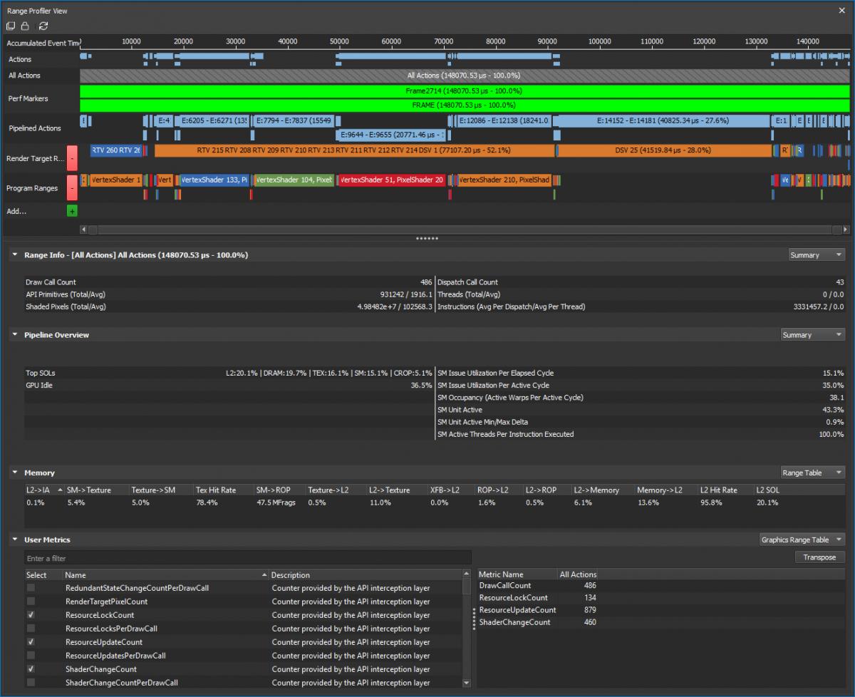 NVIDIA Nsight Graphics | NVIDIA Developer