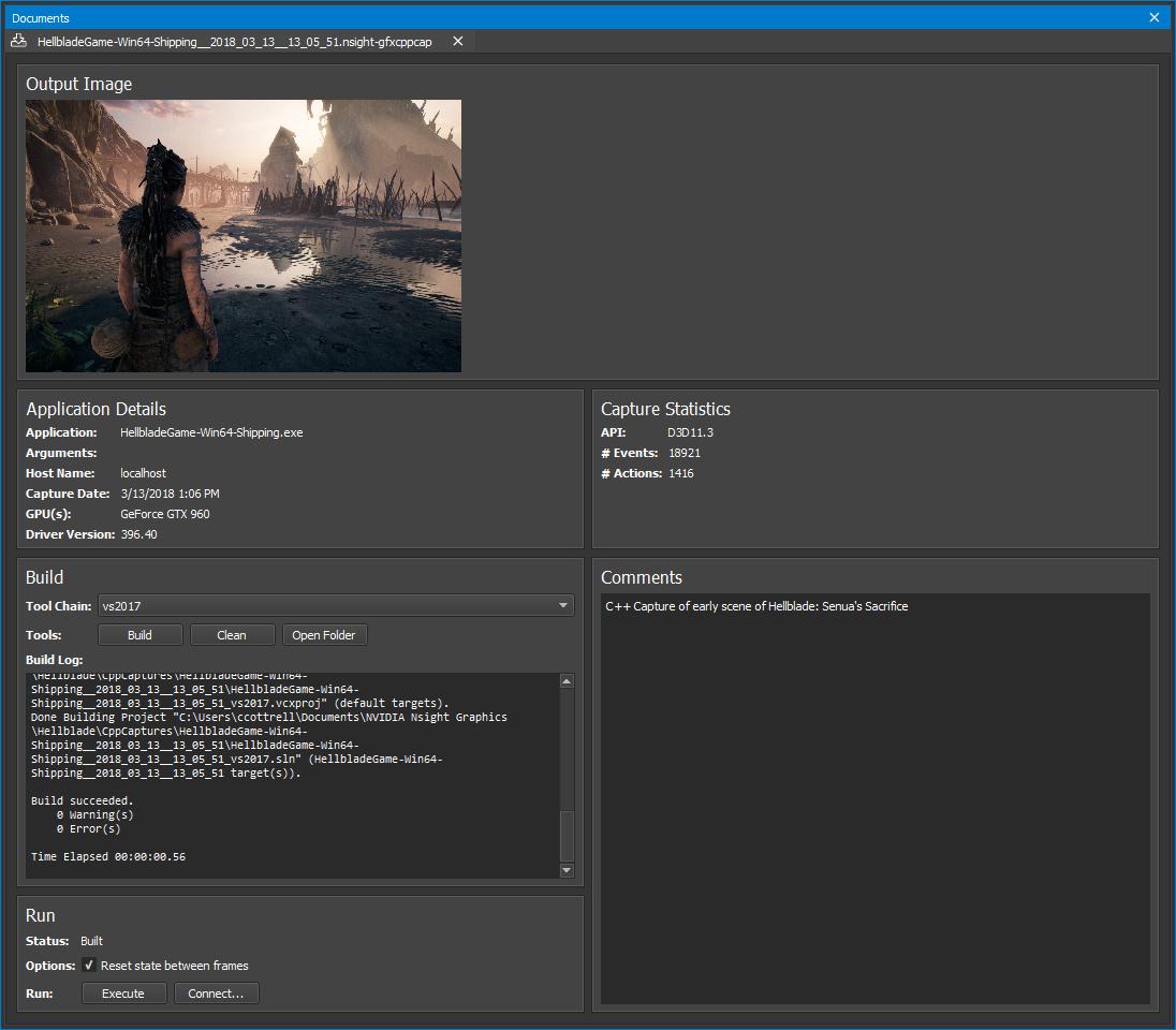 NVIDIA Nsight Graphics   NVIDIA Developer