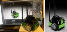 Training Your JetBot in NVIDIA Isaac Sim
