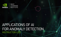 Learn How to Build Applications of AI for Anomaly Detection