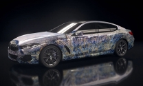 BMW Brings Together Art, Artificial Intelligence for Virtual Installation Using NVIDIA StyleGAN
