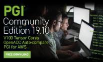 PGI Community Edition 19.10 Now Available