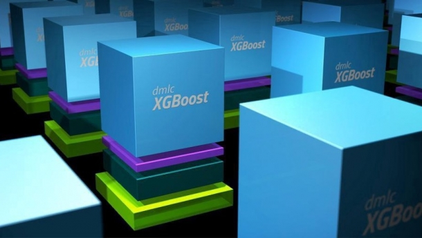 Accelerating XGBoost on GPU Clusters with Dask