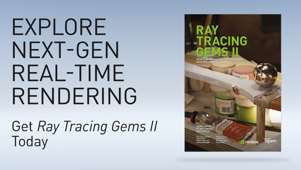 Ray Tracing Gems II Available Today as Free Digital Download