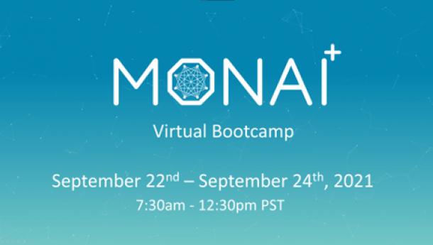 Join the Virtual MONAI Bootcamp, Sept. 22-24