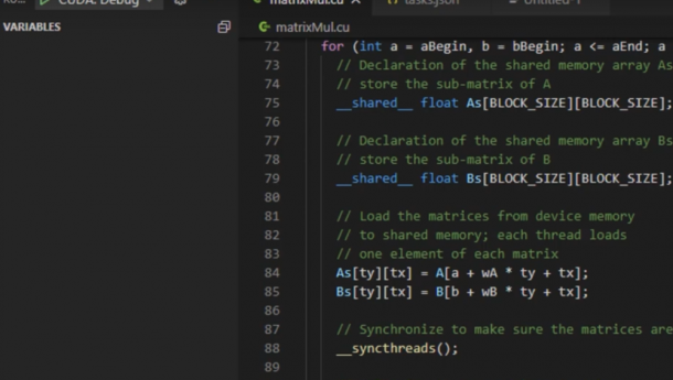 Announcing NVIDIA Nsight Visual Studio Code Edition: New Addition to the Nsight Developer Tools Suite