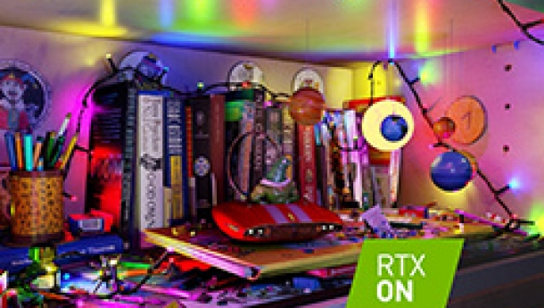 New Video: Light Resampling In Practice with RTXDI